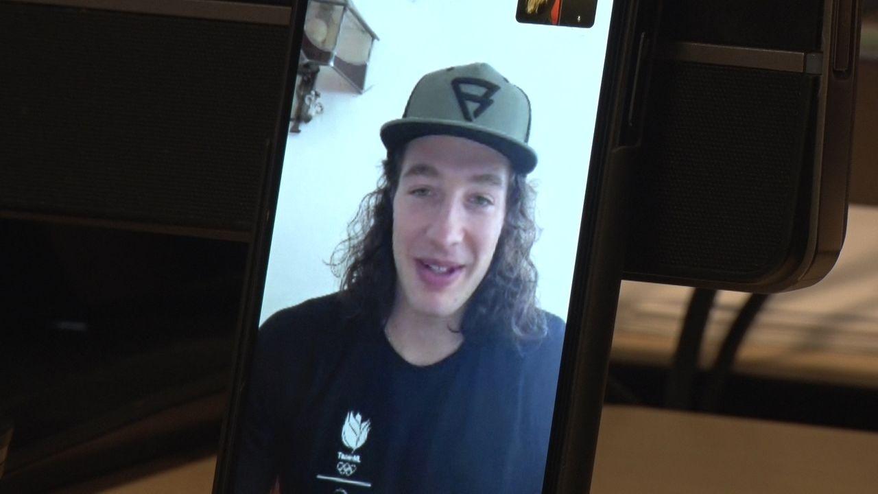 Lierse snowboarder Glenn de Blois: Ik ga voor Olympisch goud