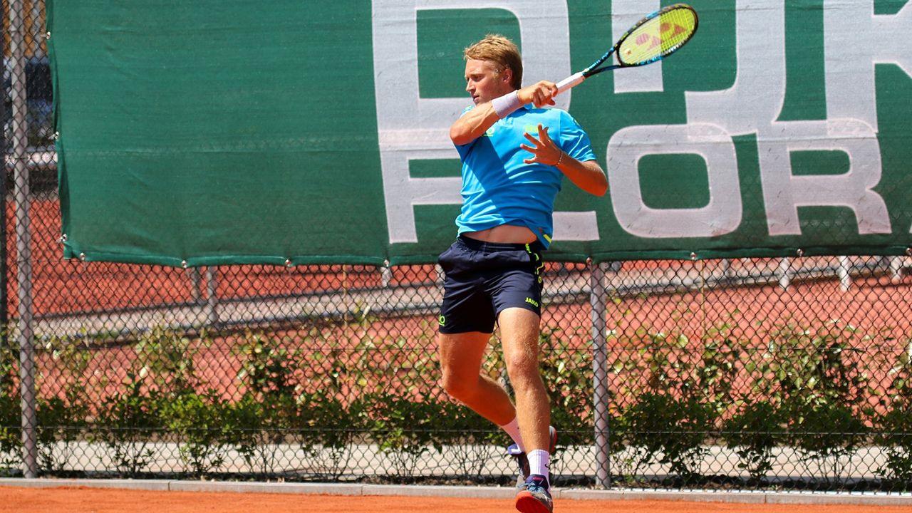 Finale eredivisie tennis bij LTC Naaldwijk