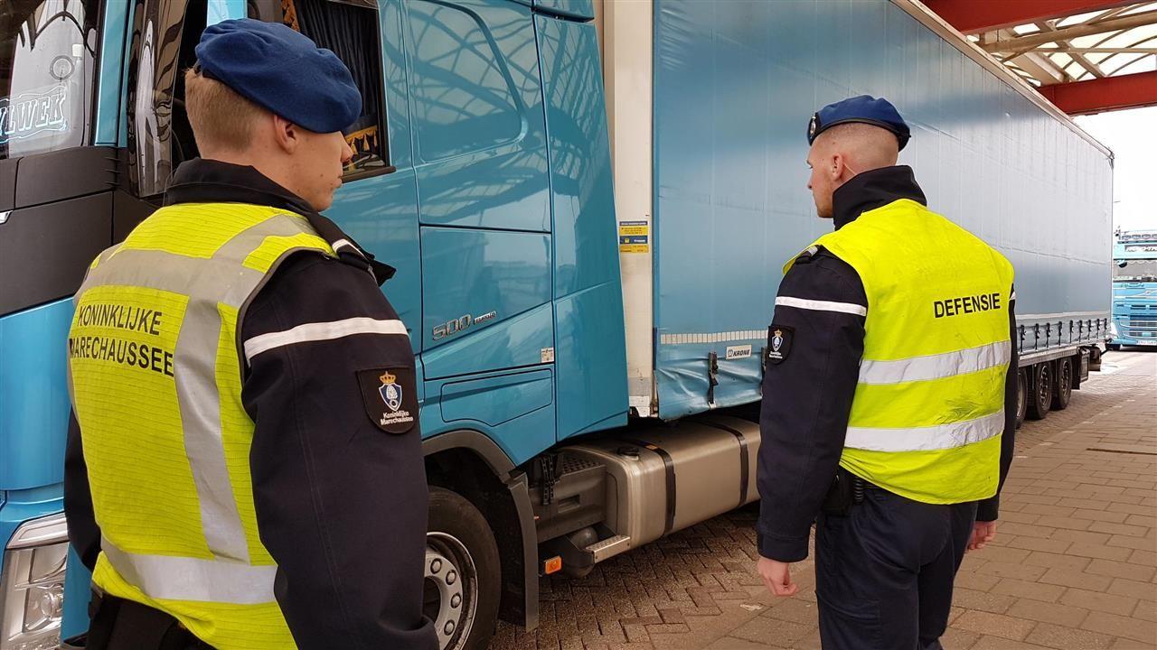Britse mannen aangehouden bij ferry Hoek van Holland