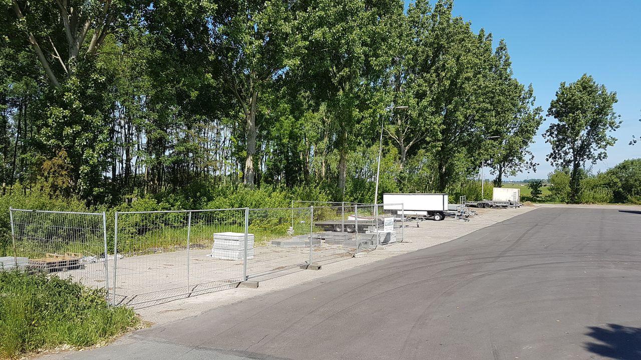 Oplossing voor vrachtwagenparkeerplaats Schipluiden in de maak