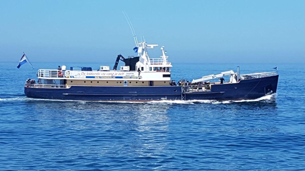 Westlandse duikers worden aangezien voor drugscriminelen: 'Ze hielden ons onder schot'