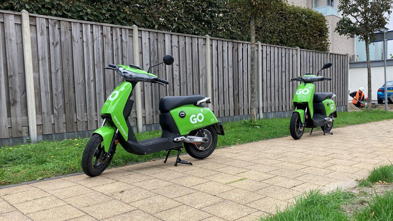 Groene deelscooters mogelijk deze zomer ook naar Westland