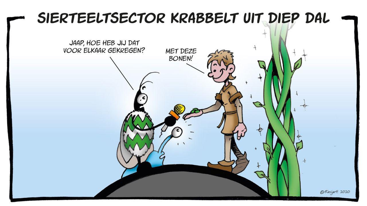 Ben & Sem en de sierteeltsector