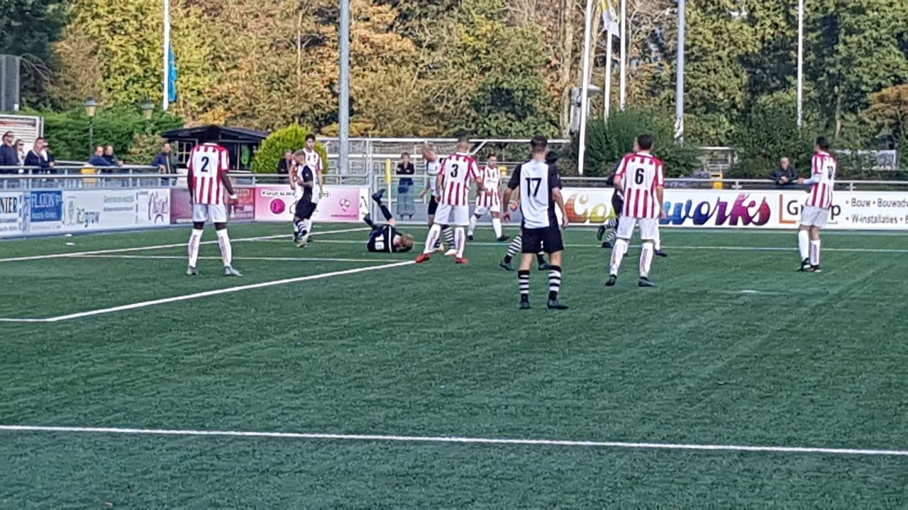 Den Hoorn speelt gelijk tegen VUC, Westlandia lijdt nederlaag