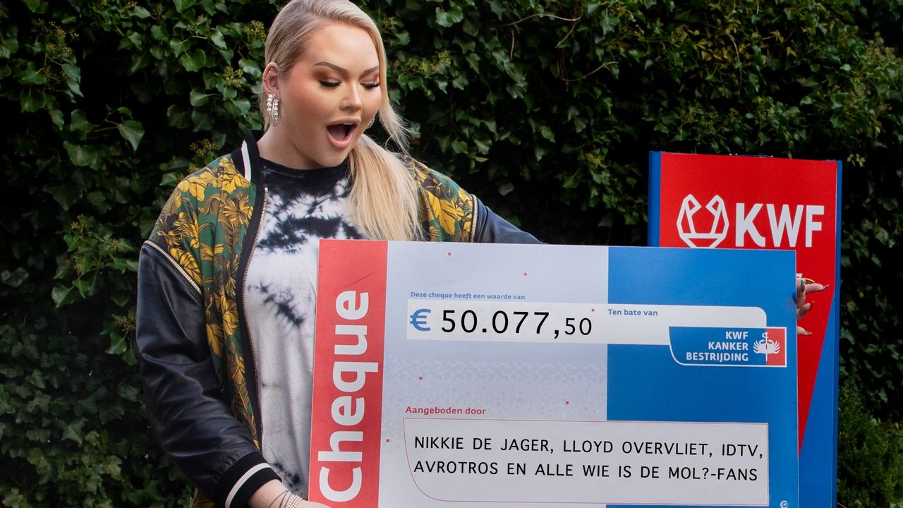 Lierse Lloyd helpt Nikkie naar de 50.000 euro