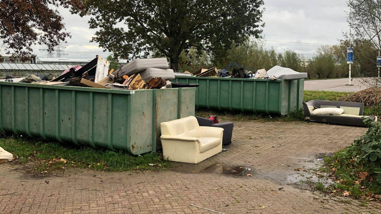 LPF: Haal containers nabij Westlandia snel weg