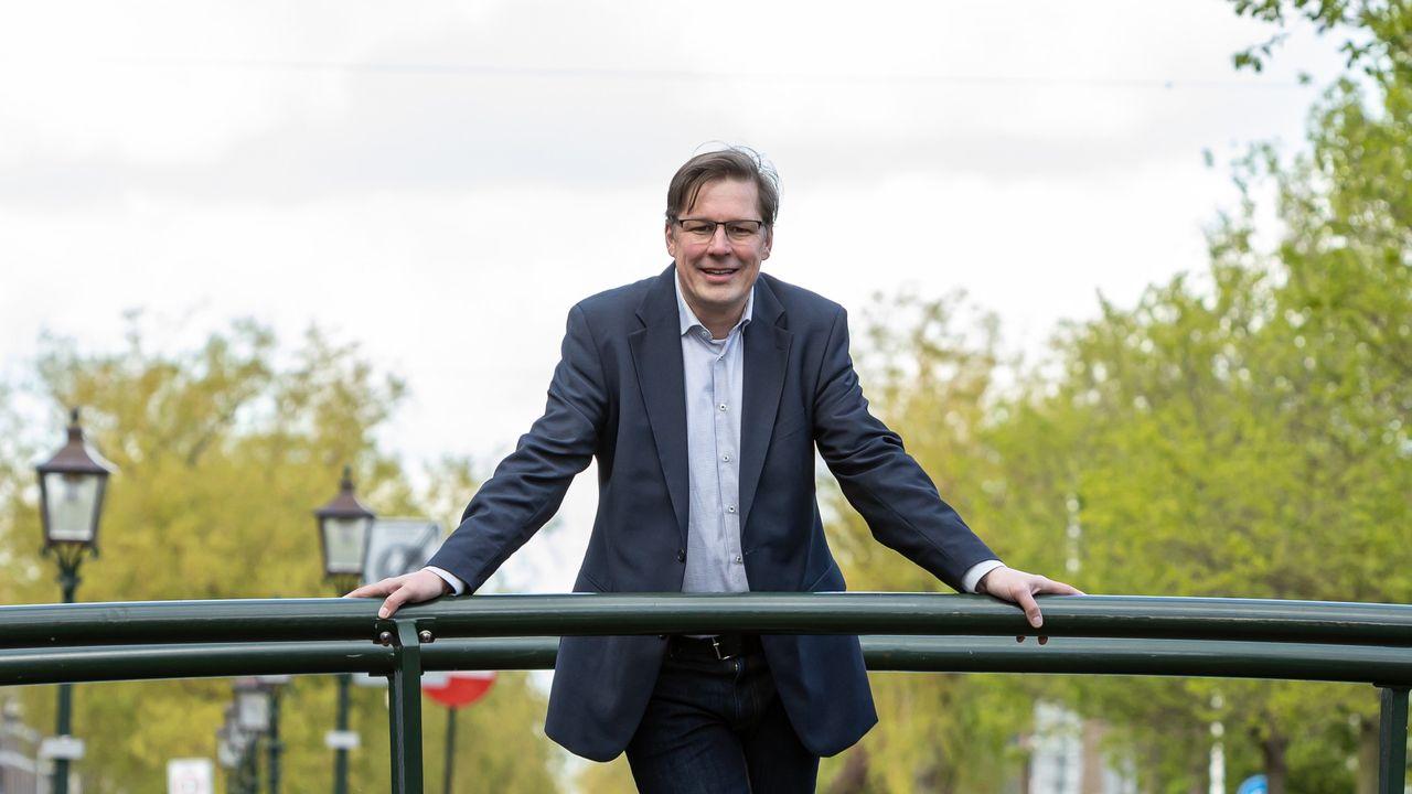 Marcel 't Hart stopt als fractievoorzitter CDA Maassluis