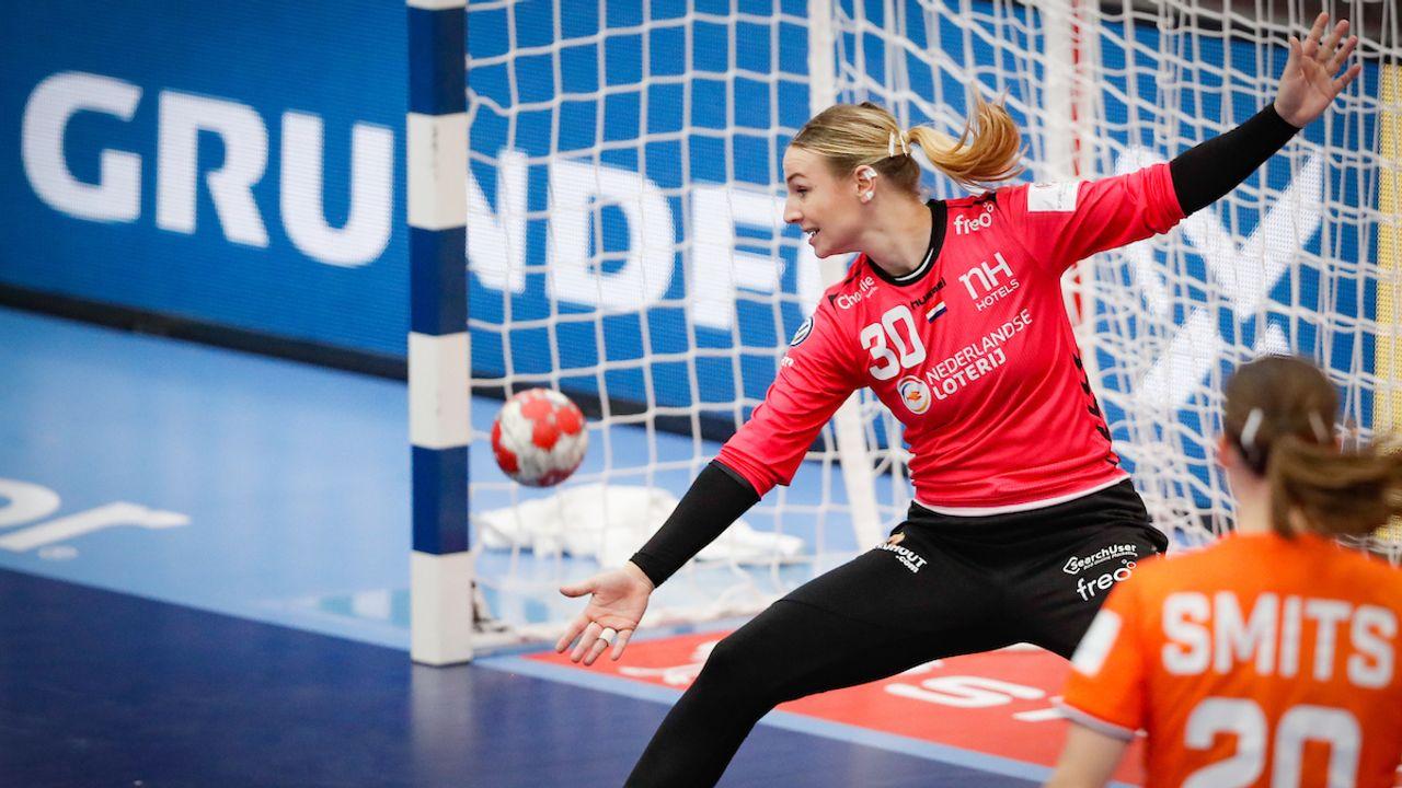 Nederlandse handbalsters niet opgewassen tegen Noorwegen