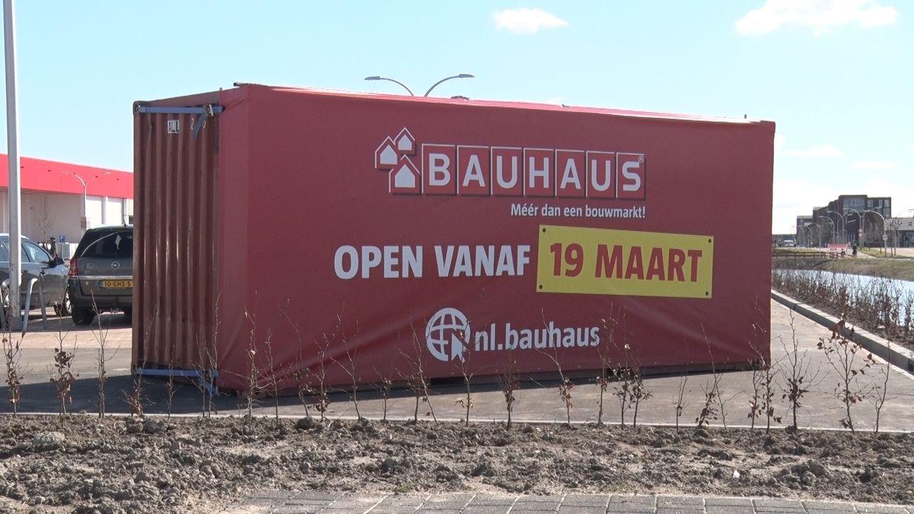 Bouwmarkt na jaren procederen geopend in Den Hoorn