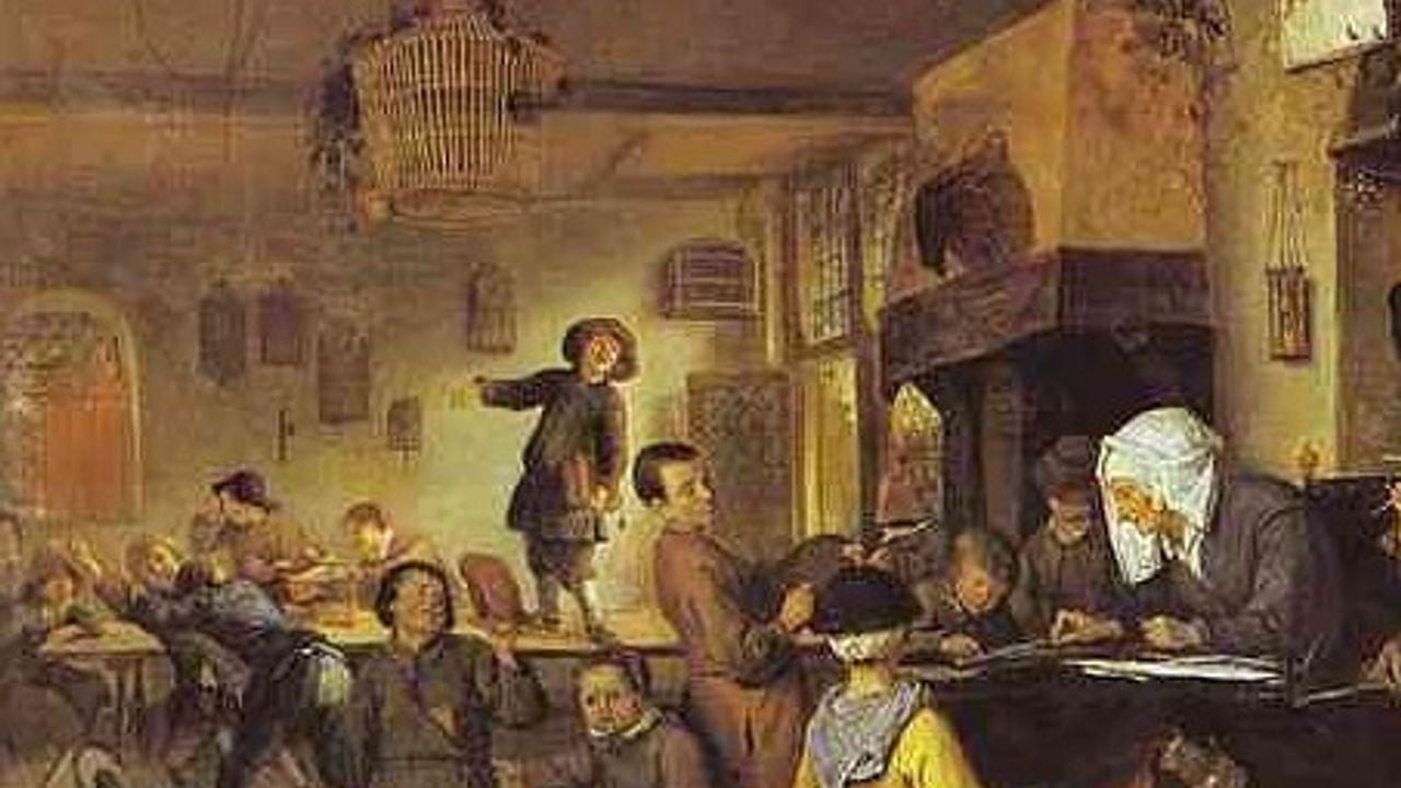 Streekhistorie: Weer naar school, in 1812