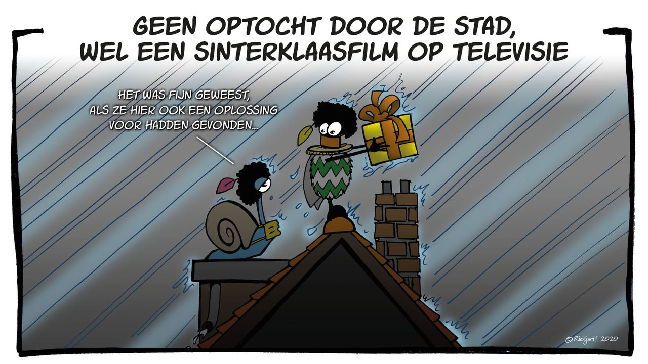 Ben & Sem helpen Sinterklaas