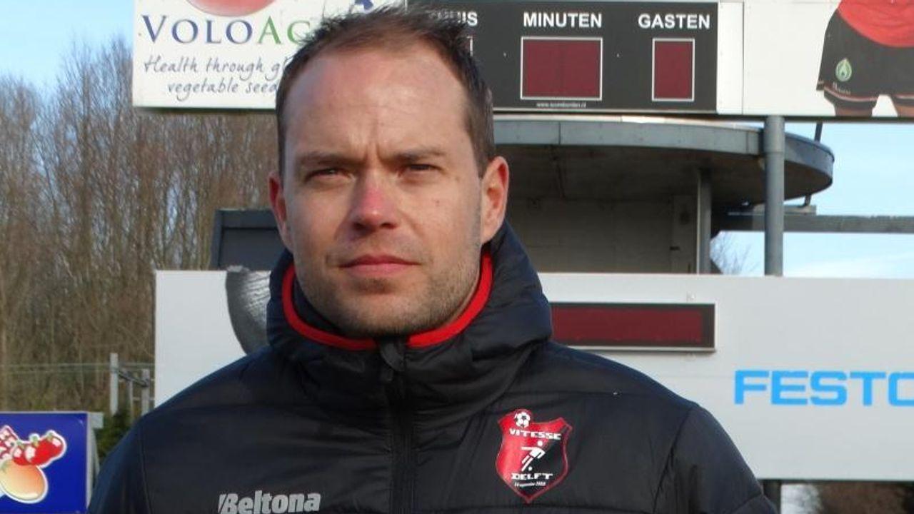 John Hage volgt Zijm op als trainer SV Den Hoorn