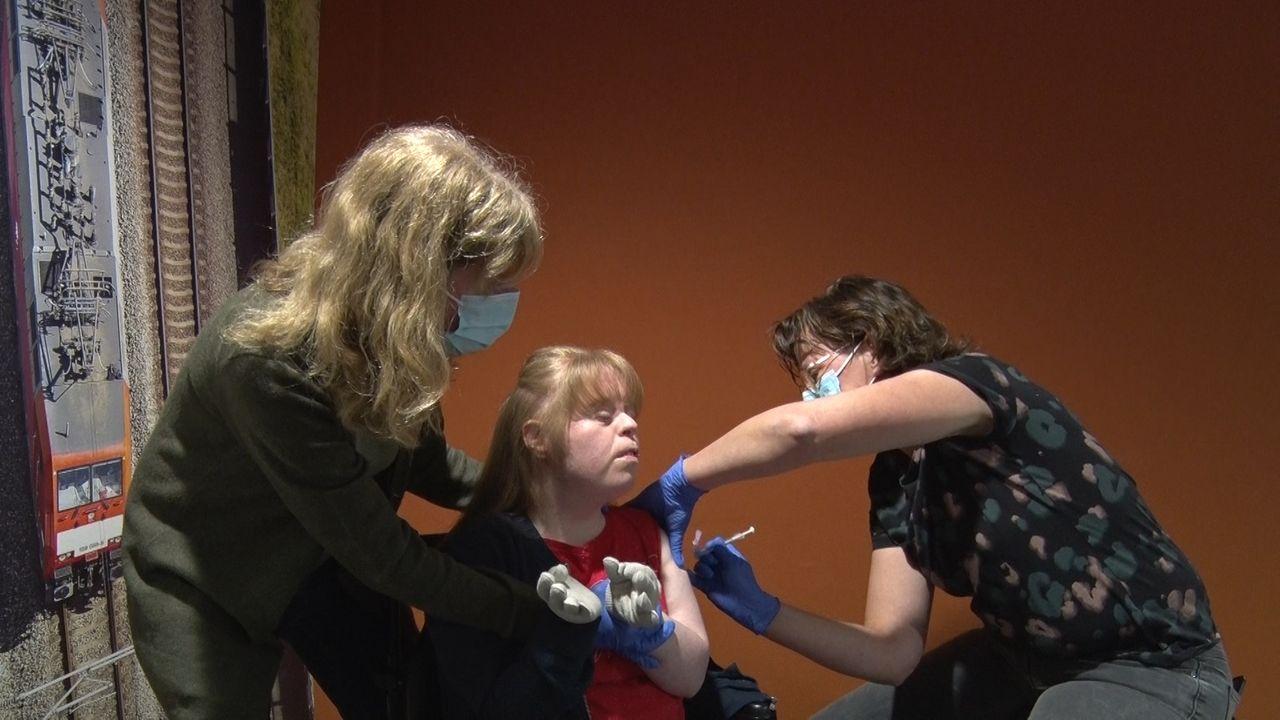 Nu ook vaccinatie voor bewoners verpleeghuizen en gehandicaptenzorg