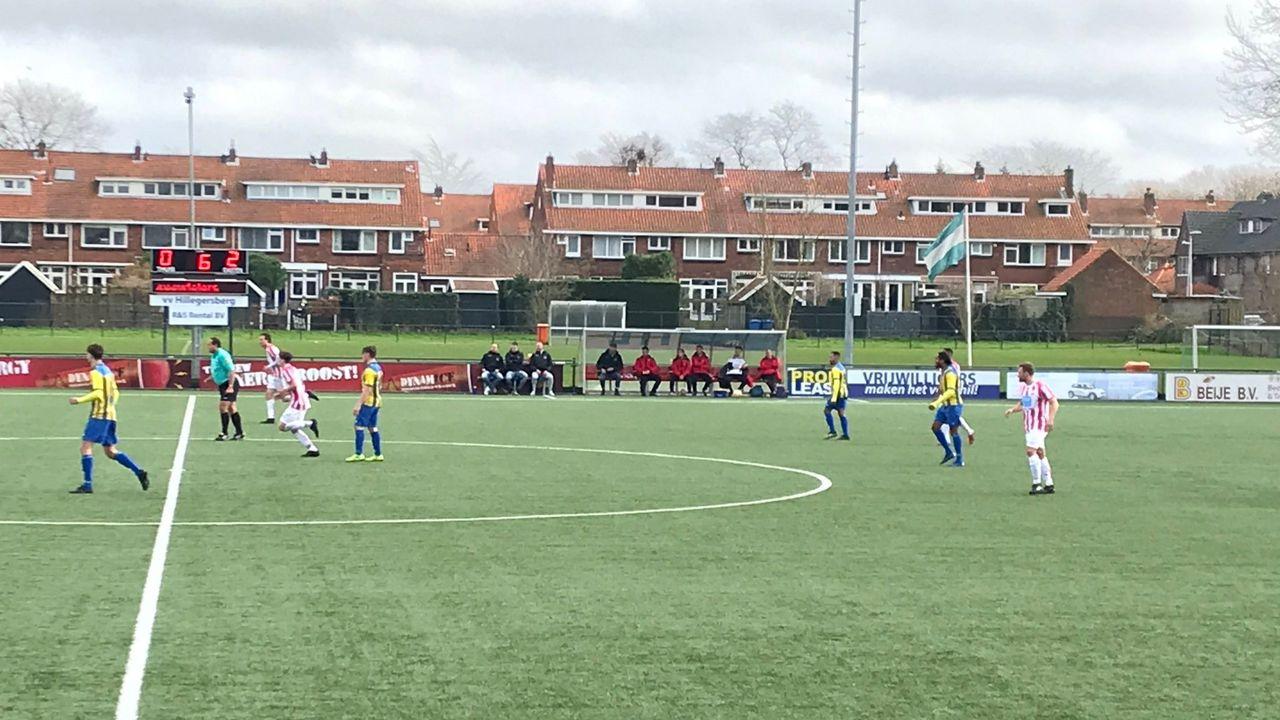 KNVB-beker: Den Hoorn naar SteDoco, Westlandia thuis tegen Venray