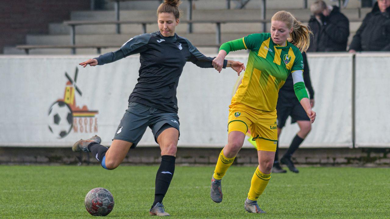 Honselse voetbalster Nadine Noordam naar Ajax