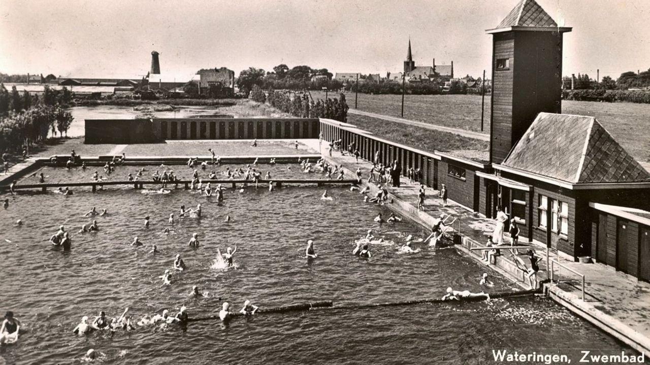 Streekhistorie: Zwembad De Waterman 85 jaar jong