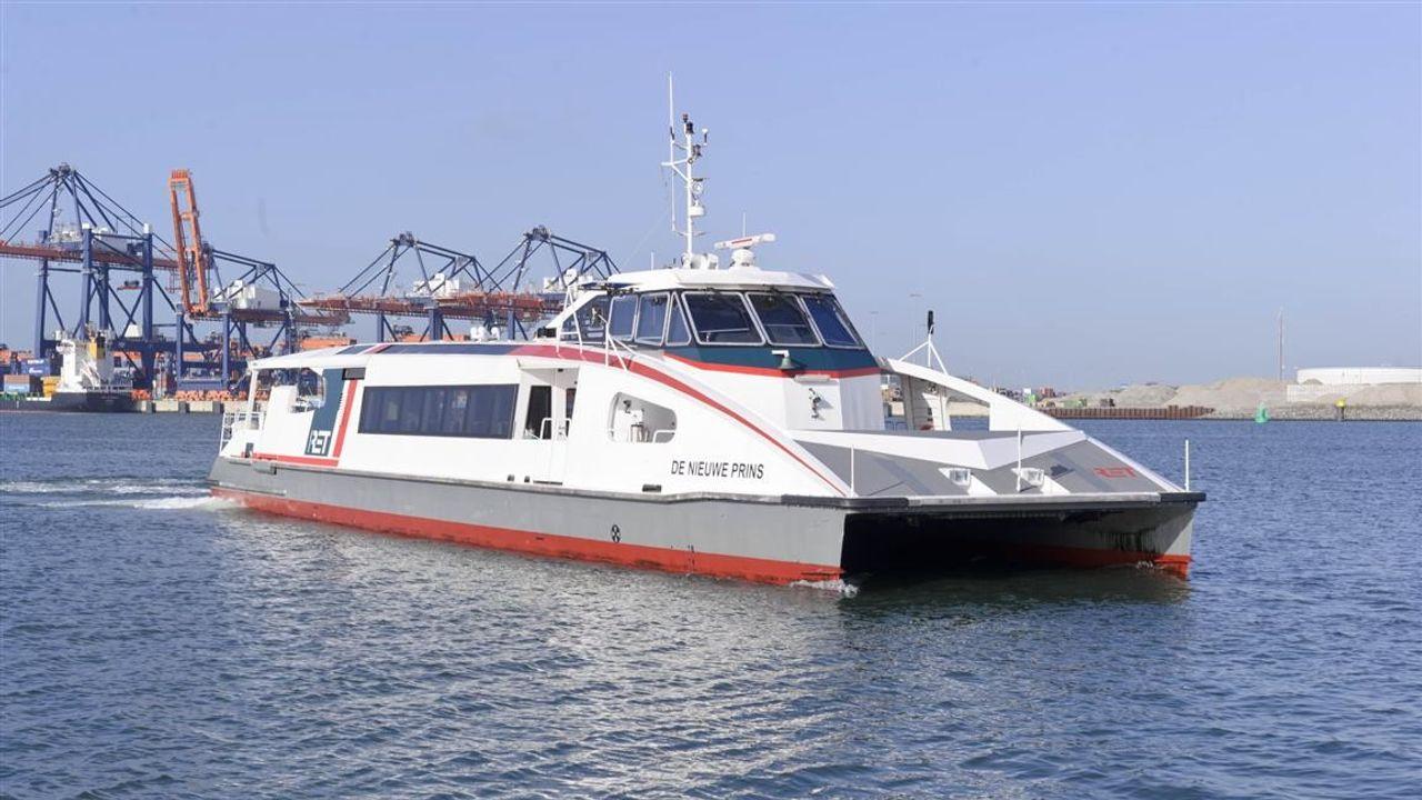 Metro rijdt in de zomer minder, Fast Ferry vaart meer