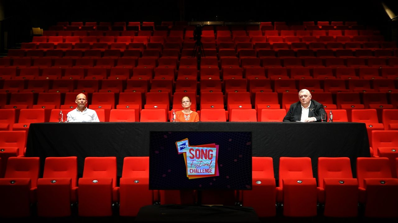 Stembus WOS Songfestival Challenge geopend