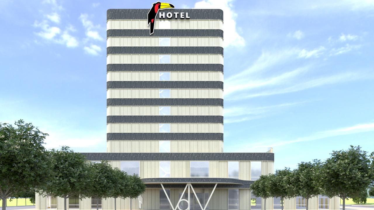 'Bouw Van der Valk-hotel Harnaschpolder start dit voorjaar'