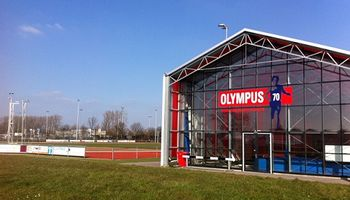 Sportief Wandelen bij Olympus '70