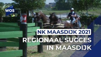 NK mennen Maasdijk 2021