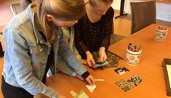 Leer, denk en doe – Zomergroep: Kunst