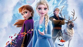Film Frozen 2 in Cinema Koningshof