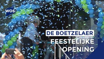 Feestelijke opening van zwembad De Boetzelaer
