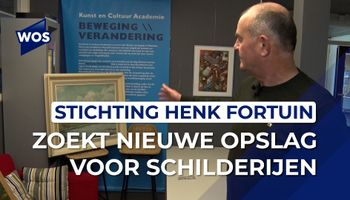 Stichting Henk Fortuin zoekt nieuwe opslagruimte