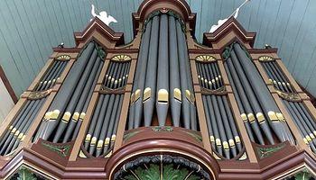 Livestream orgelconcert door Gert van Hoef