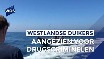 Westlandse duikers aangezien voor drugscriminelen