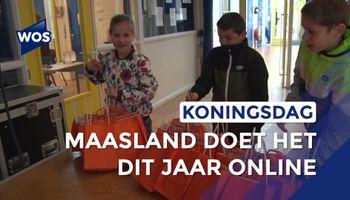 Maasland viert Koningsdag online