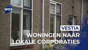 Vestia doet woningen van de hand