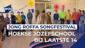 Hoekse Jozefschool maakt kans op Roffa kidssongfestival