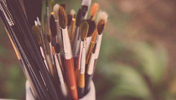 Creatieve workshop van Carma in de Pluktuin