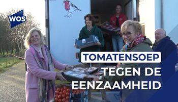Tomatensoep tegen de eenzaamheid
