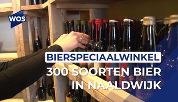 Naaldwijk krijgt speciaalbierwinkel