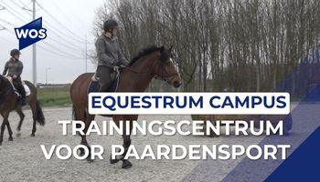 Gloednieuwe Equestrum Campus moet paardensport naar hoger niveau tillen