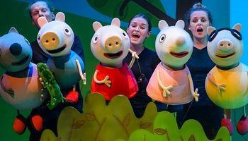 Peppa Pig Live in Theater Koningshof