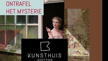 Expositie Kunsthuis18: Ontrafel het mysterie