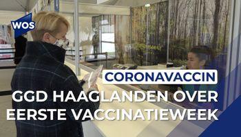GGD Haaglanden over eerste vaccinatieweek