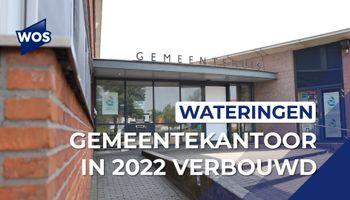 Halverwege 2022 start verbouwing gemeentekantoor Wateringen