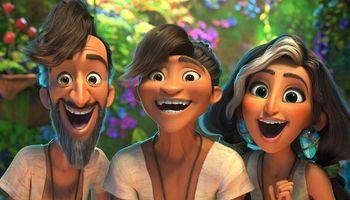 Film De Croods 2 in Bioscoop De Naald