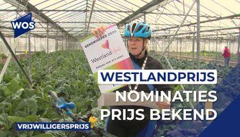 Nominaties vrijwilligersprijs WestlandHart bekend