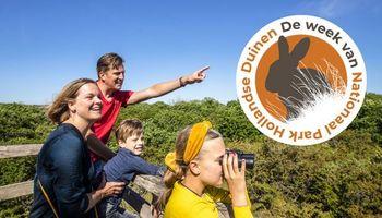 Week van Nationaal Park de Hollandse Duinen