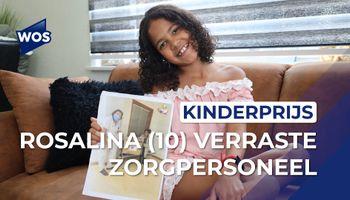 Rosalina (10) genomineerd voor vfonds Kinderprijs