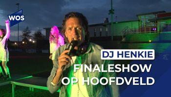 DJ Henkie vlamt op Juliana Sportpark