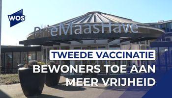 Tweede vaccinatie voor bewoners DrieMaasHave