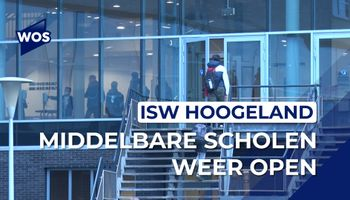 Middelbare scholen gaan weer open