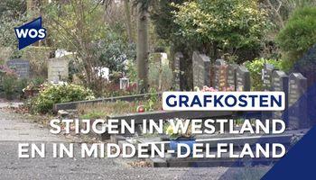 Grafkosten stijgen in Westland en Midden Delfland